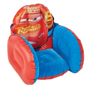 Disney Cars 3 Inflatable Chair