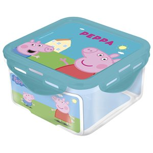 Peppa pig hermetic container 730ml