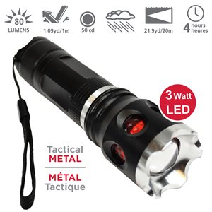 3 IN 1 TACTICAL FLASHLIGHT