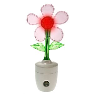 AUTOMATIC LED NIGHTLIGHT FLOWER